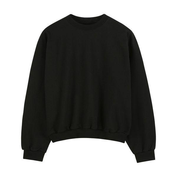 ORE COTTON 003 Sweat shirt Black