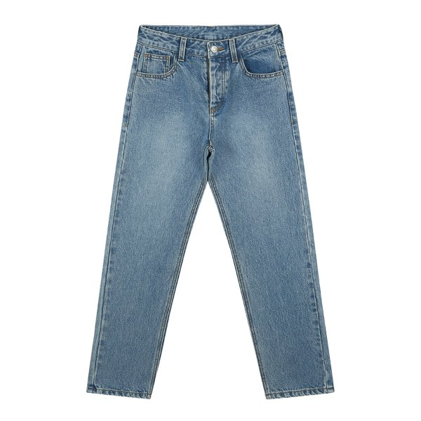 (2nd RE) Jeans Regular Stright fit - Blue