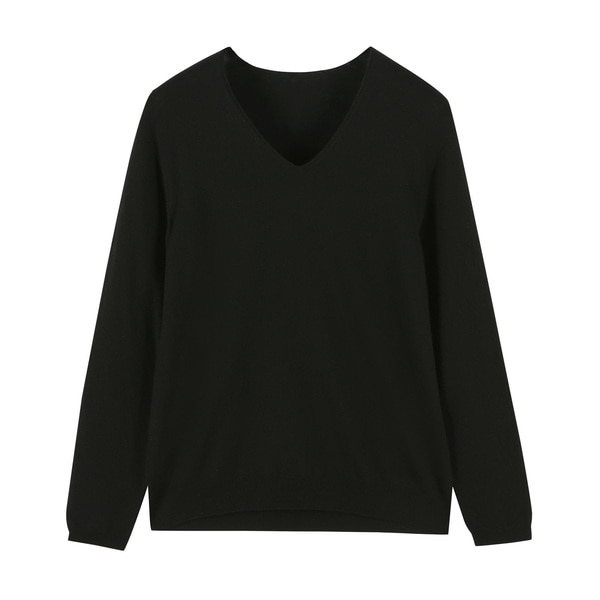 Ore Wholegarment V-neck p/o