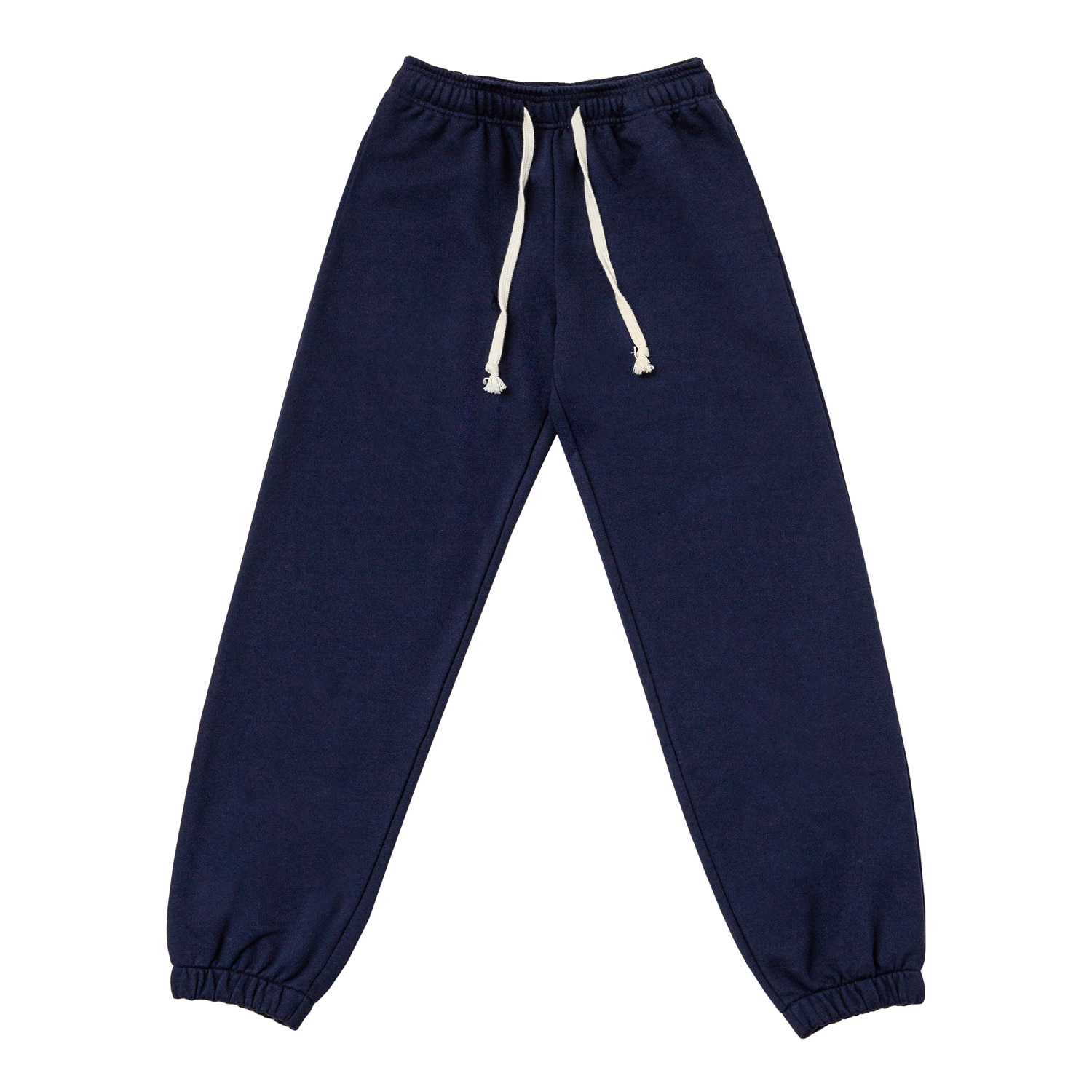 3rd) ORE COTTON 005 jogger PT Navy