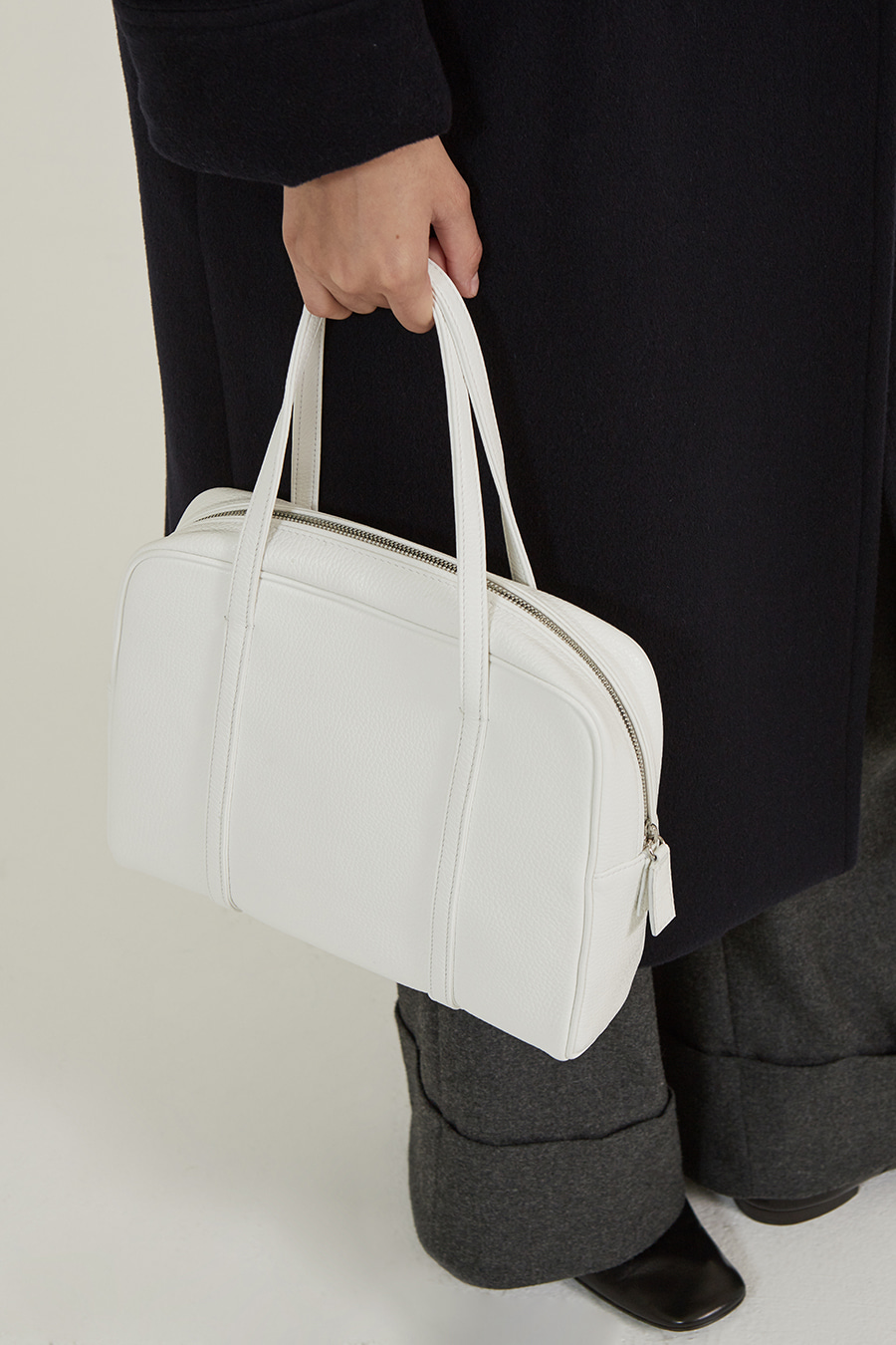 4th) Boyy Bag White