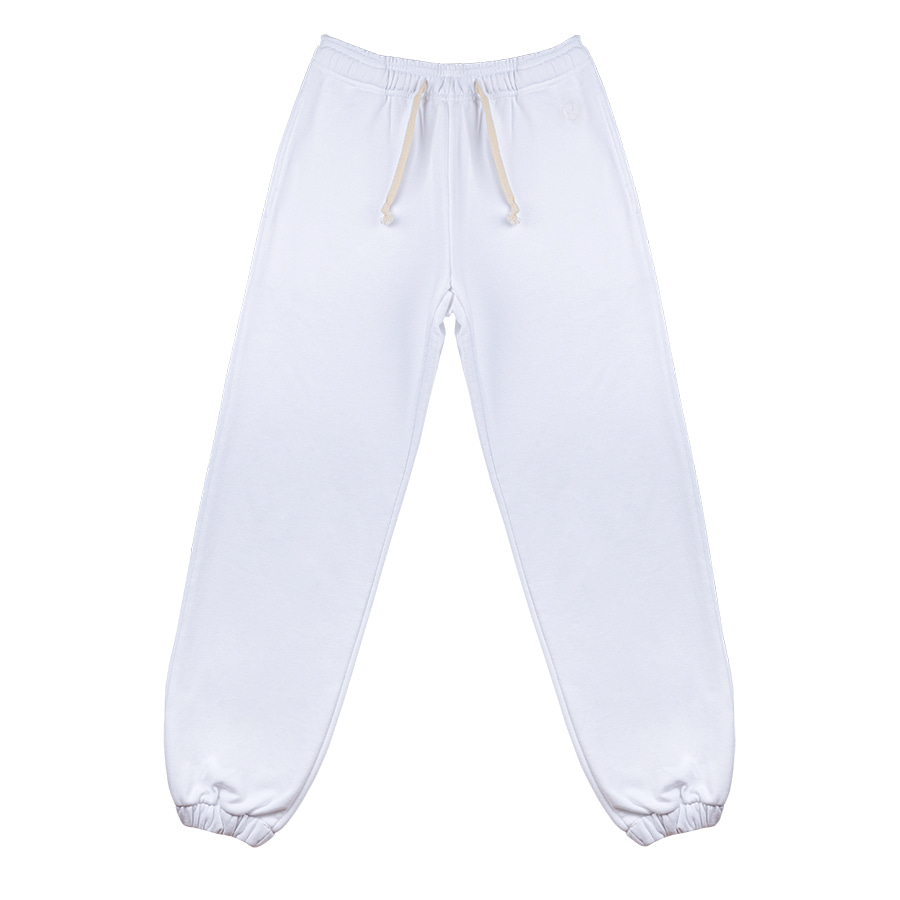 ORE COTTON 005 jogger PT White