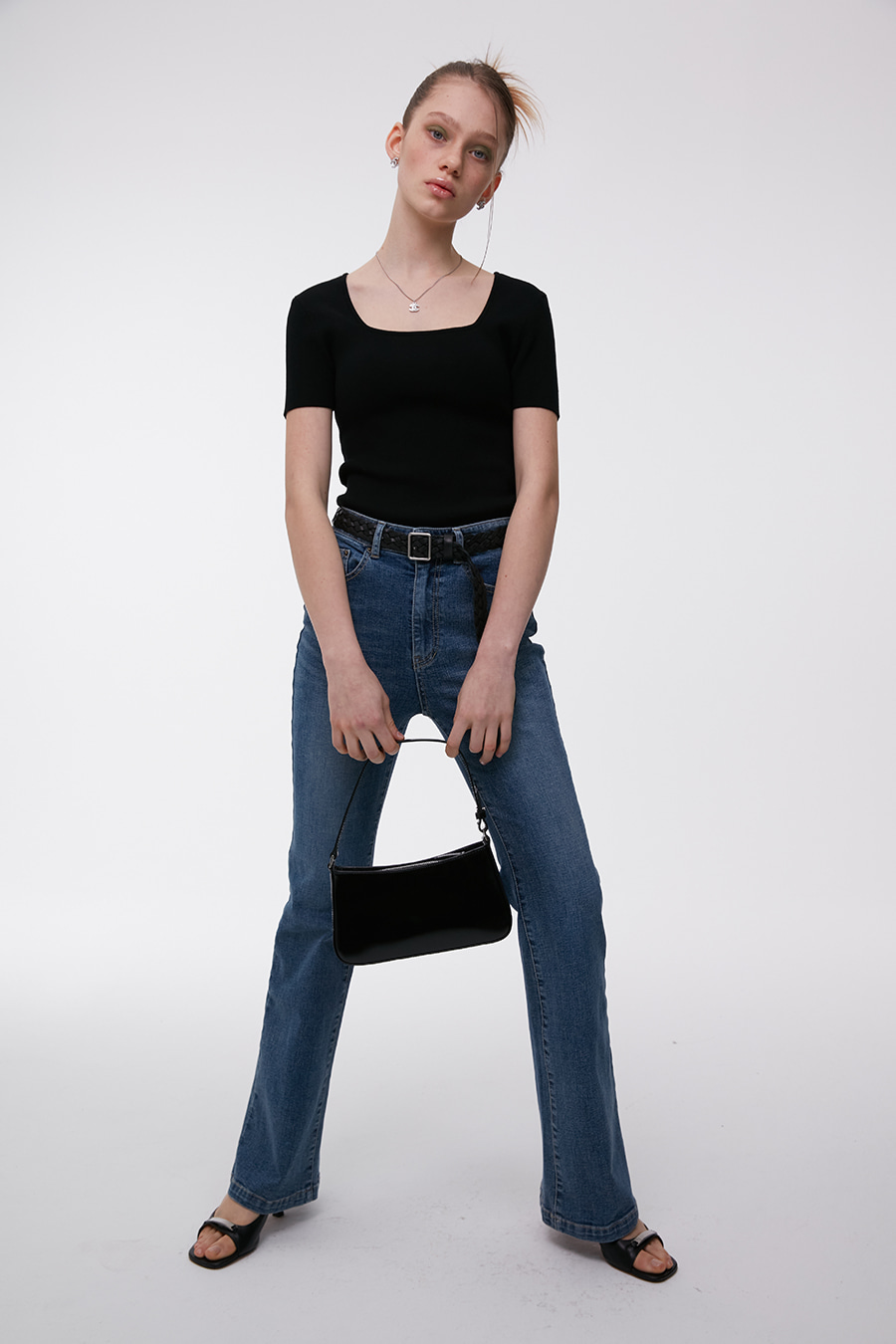 2nd) Perfect Jeans(flare fit)